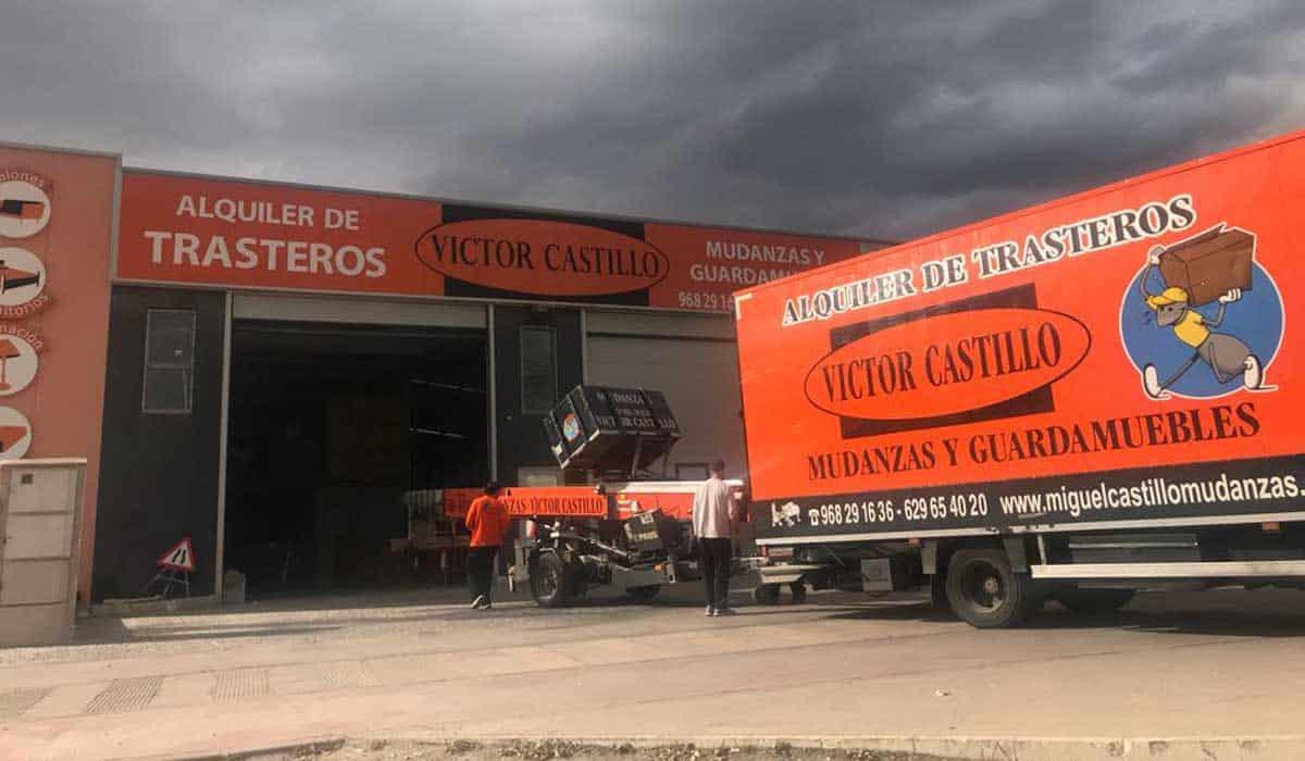 Inicio Mudanzas Victor Castillo # Muebles Y Mudanzas