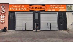 Empresa de Mudanzas y trasteros en Murcia